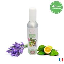 Spray assainissant et purifiant bio aux 46 huiles essentielles 200 ml