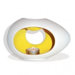 Brûle-parfum en céramique Oeuf