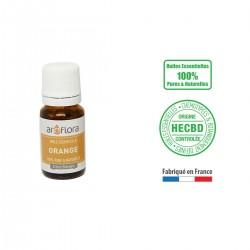 Huile essentielle BIO d'Orange 100% pure et naturelle, 10ml