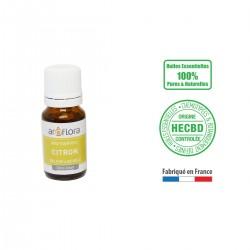 Huile essentielle BIO de Citron 100% pure et naturelle, 10ml