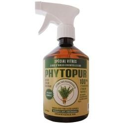 Nettoyant vitres thym pistolet 500ml 100% naturel - PHYTOPUR