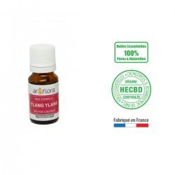 Huile essentielle BIO de Ylang Ylang 100% pure et naturelle, 10ml