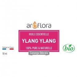 Huile essentielle de Ylang Ylang 100% pure et naturelle, 10ml