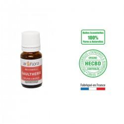 Huile essentielle BIO de Gaulthérie 100% pure et naturelle, 10ml