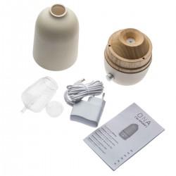 Diffuseur d'huiles essentielles par nébulisation ONA white