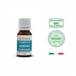 Huile essentielle BIO de Ravintsara 100% pure et naturelle, 10ml