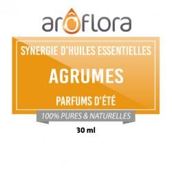 Synergy citrus essential oils