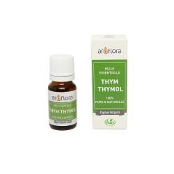 Huile essentielle de Thym Thymol 100% pure et naturelle, 10ml