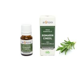 Huile essentielle de Romarin Cineole 100% pure et naturelle, 10ml