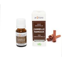Huile essentielle de Cannelle Rameau 100% pure et naturelle, 10ml