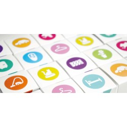 Billes de cèdre de l'Atlas NUISIBIO anti-acariens Tapis Moquette