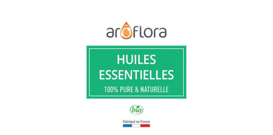 Organic pure essential oils - Aroflora