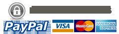 PayPal Visa Master Card American Express